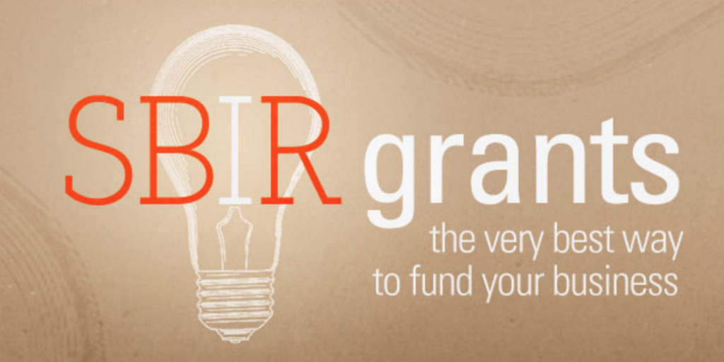SBIR Grant Funding and Writing